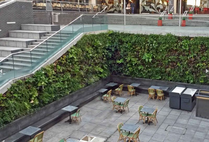 Green Walls for offices, shops & public spaces