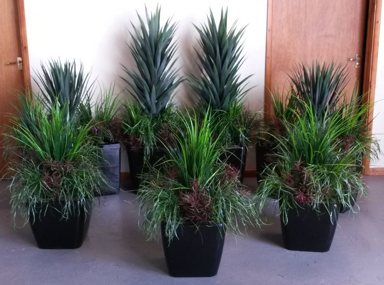 Artificial Plants for Car Showrooms, Hotels, Restauarants & offices