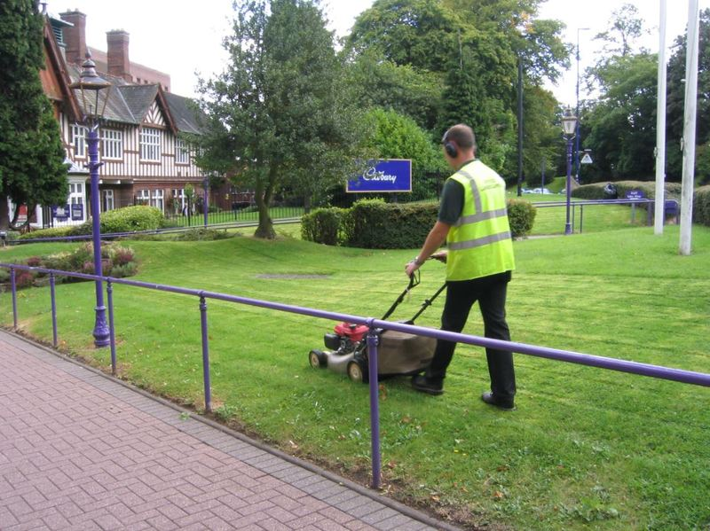 Grounds Maintenance & Exterior Landscaping Services for the West Midlands