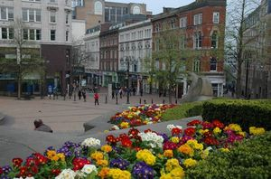 Birmingham first in the UK to join the global green cities club