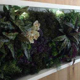 Artificial Green Walls For Your Office