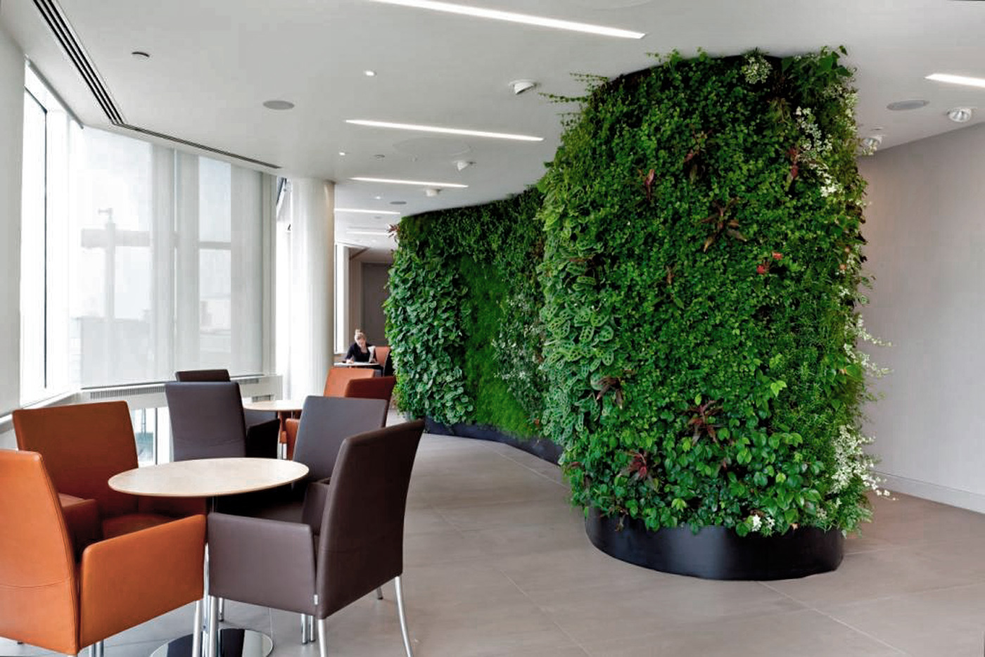 Beau Living Green Walls For Shared Spaces
