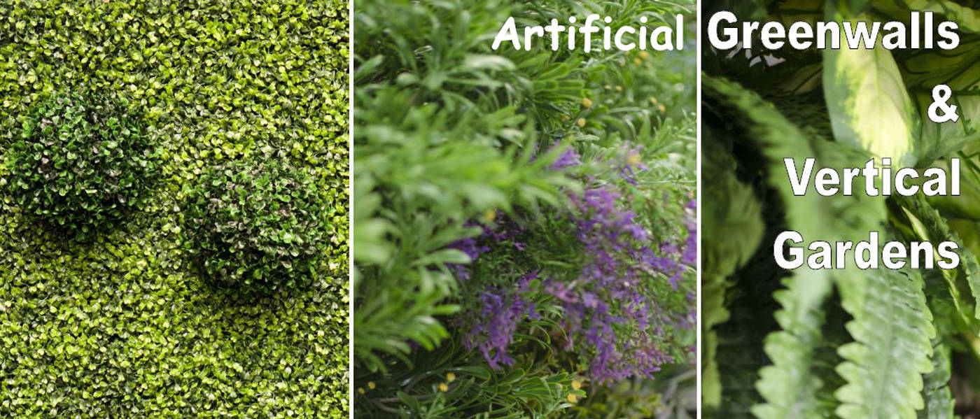 Artificial Green Walls for offices