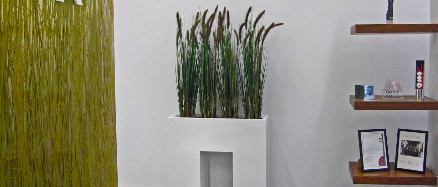 Attrayant ... Artificial Foxtail Grasses ...