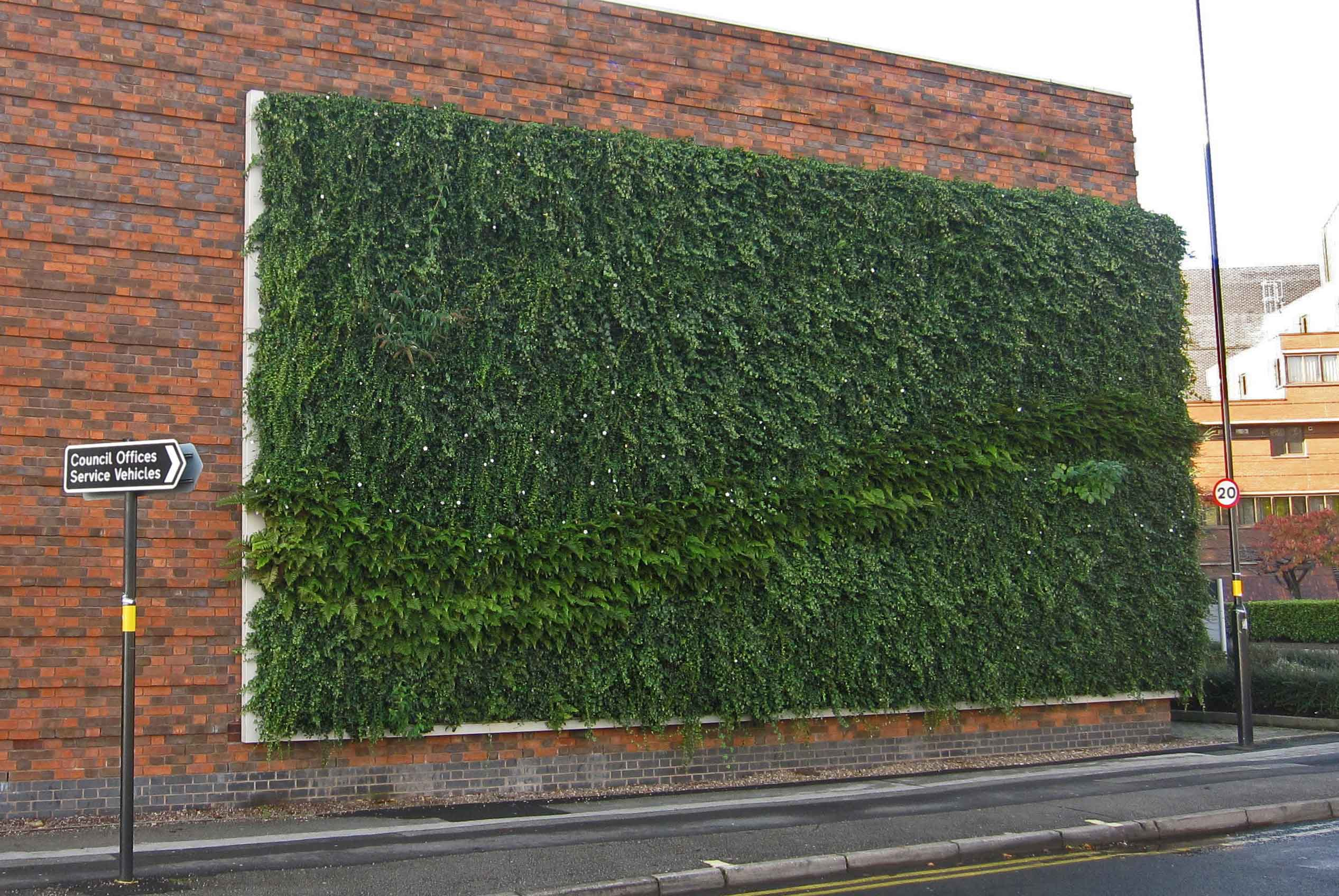 Delicieux Interior U0026 Exterior Living Green Walls Supplied U0026 Fully Maintained