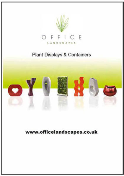 Office Plants Brochure